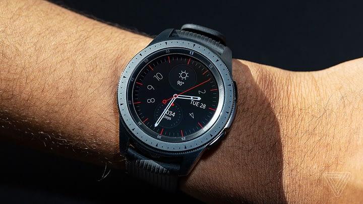 Samsung Galaxy Watch vs. Fitbit Ionic