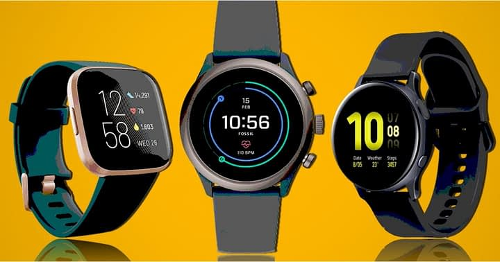 Best Smartwatches for Samsung Galaxy S9